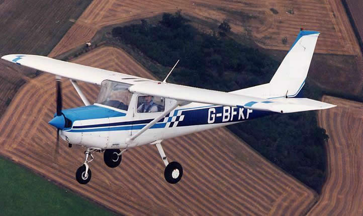 Cessna 152 Aircraft History Facts And Photos