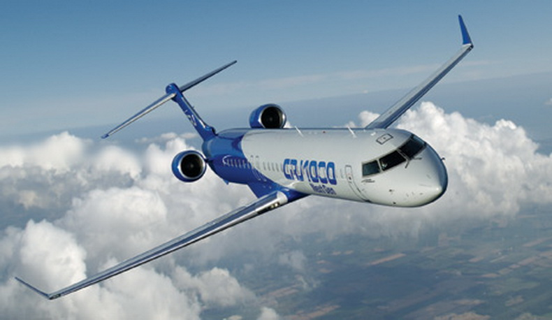 crj 1000 regional jet new jet next generation