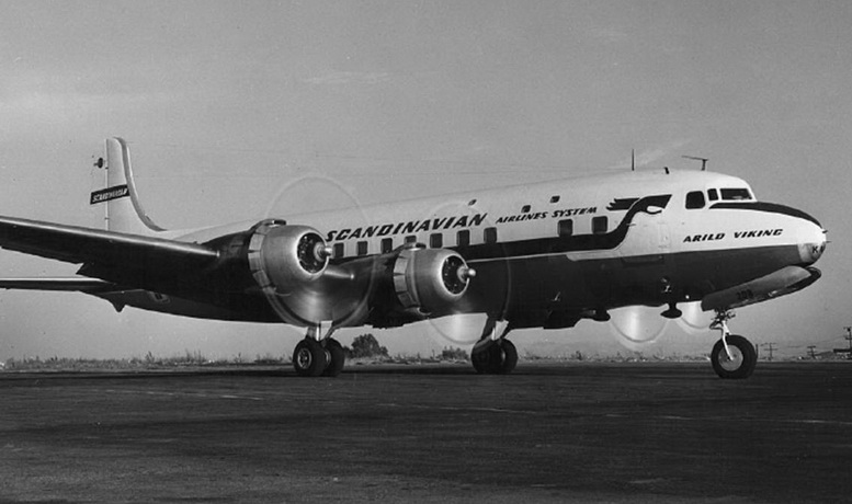 DC-6 Douglas Aircraft History Pictures and Facts