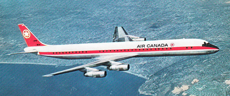 Douglas Dc 8 Aircraft History Pictures And Facts