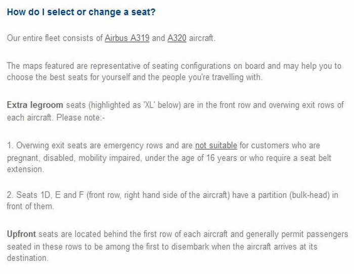 EASYJET (HOW TO CHANGE YOUR AIRLINE SEAT)