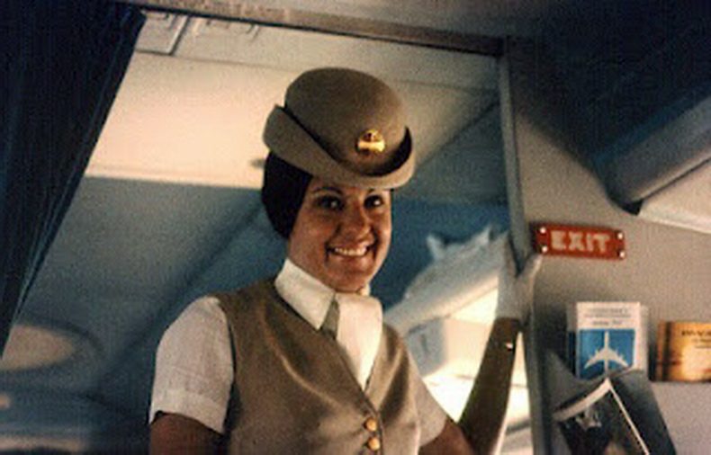 pan am fight stewardess