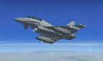 FSX and FS2009 Eurofighter Typhoon FSX
