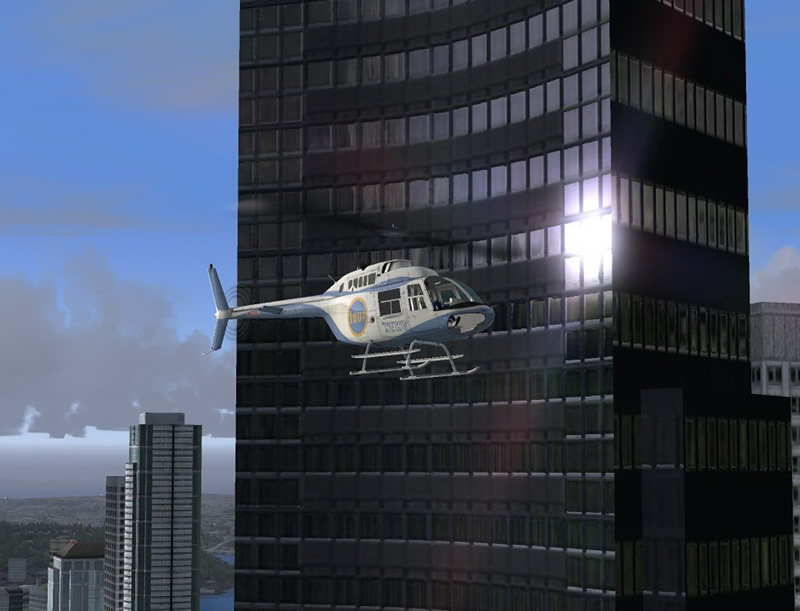 helicopter for flight sim fsx