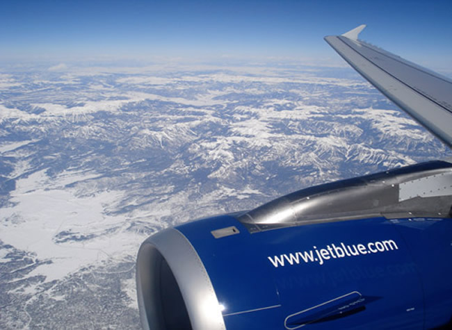 JetBlue Jet Blue Airways Airlines Information, History, Pictures and