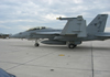 F-18 Super Hornet Wings Up