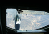 F-16 Aerial Refueling From KC-135 Tanker Aircraft