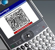 mobile phone airline boarding pass