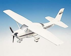 cessna stationair model airplane