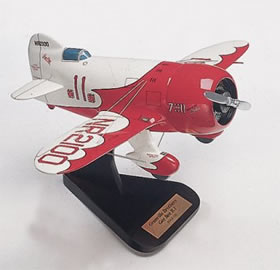 granville gee bee airplane model