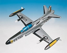 lockheed f94 starfire air force model usaf