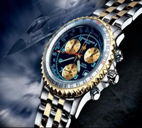 breitling chronograph aviation watch