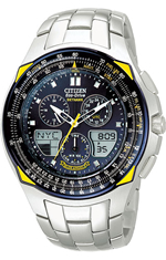 Citizen Skyhawk Aviation Watch