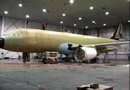 boeing 737 painted in real time