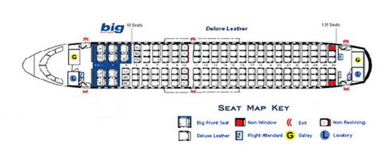 spirit airlines seating assignments