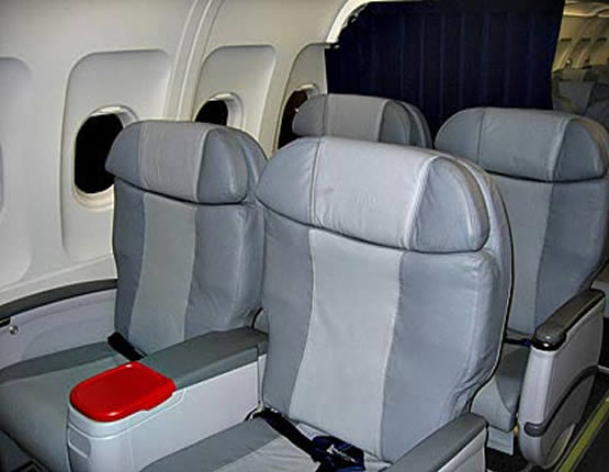 spirit airlines leather airline seats for total comfort