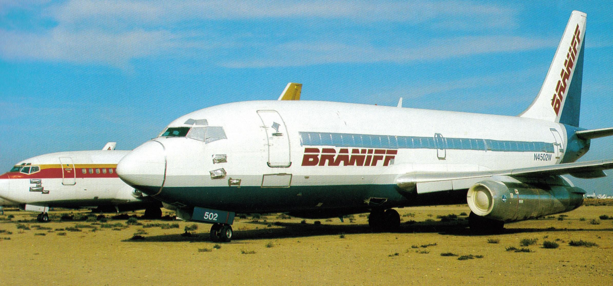 Airline Boneyards Pictures Aircraft Boneyard Photos